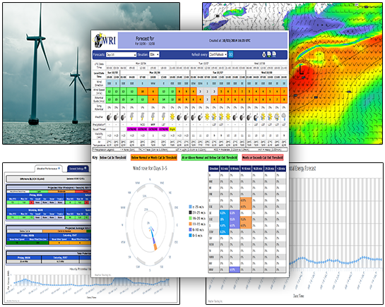 Wind Energy Forecasting